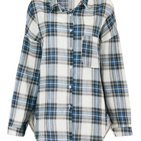 Relaxed Shirt in Check
