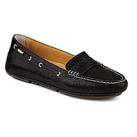 Sperry Top-Sider Gold Penny Drivers - Black
