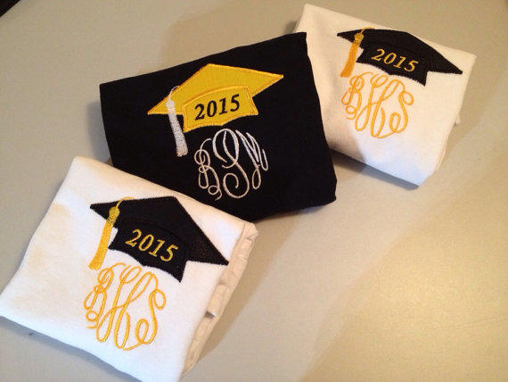 Great Graduation Gift 2015 Senior Shirt From Wmartin13 On Etsy