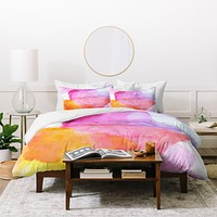 Hello Sayang Do Small Things With Great Love Duvet Cover