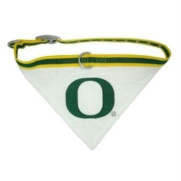 ESBONI Oregon Ducks Dog Collar Bandana