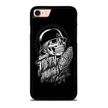 METAL MULISHA BRIAN DEEGAN iPhone 8 Case Cover