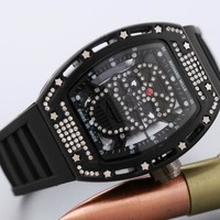 QIYIF Richard Mille mens watch