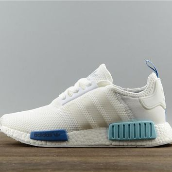 Beauty Ticks Adidas Nmd R1 W White St Paul's Boost S75235