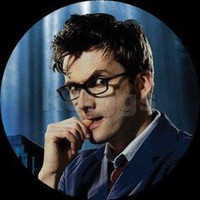 Doctor Who Dr Who David Tennant 10th Dr 1.25 Inch Pinback Button