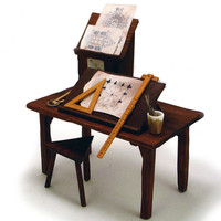 Medieval Drafting Table