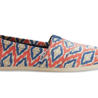 TOMS Multi Canvas Festival Women's Classics Natural