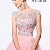Sherri Hill Elegant 2984 Homecoming Dress 2013
