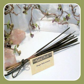 Ginger Stick Incense
