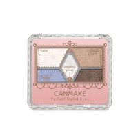 Canmake 5-Pearly Color Eyeshadow No.8 | Canmake 井田完美雕刻裸色五色眼影 珠光眼影盘 No.8