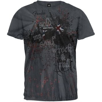 Fender - Dark Pact Vintage T-Shirt