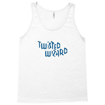 39. twisted wizard 019 Tank Top