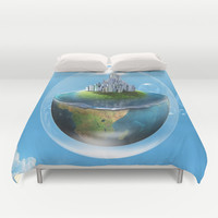 Bubble palace Duvet Cover by Store2u
