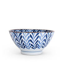 Blue Ferns Bowl