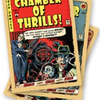 BioShock Chamber of Thrills Lithograph Trio