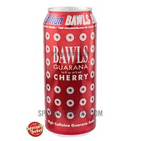 BAWLS Guarana Cherry 16oz Aluminum Can