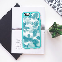 Aquatica Teal iPhone 6s case by Lisa Argyropoulos | Casetify