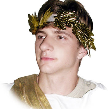 Roman Wreath Headband