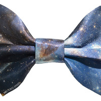 Galaxy Hair Bow (#1)