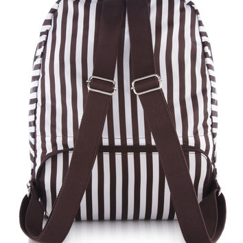 Zip Around Packable Backpack