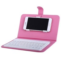 Wireless Bluetooth 3.0 Keyboard Case For IPhone