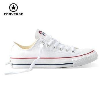 VONR3I Original new Converse all star canvas shoes men's women unisex sneakers