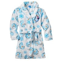 Disney Frozen Olaf Robe - Girls