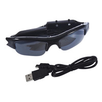 DVR wireless sun glasses with built in camera.