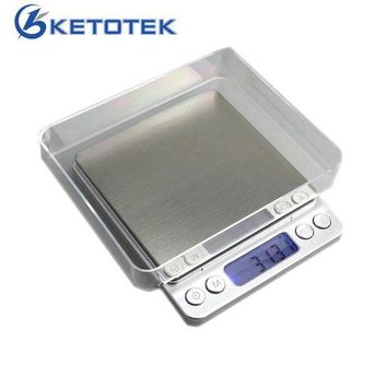 CREYLD1 500g 0.01g Mini Precision Scales Digital Kitchen Scale Jewelry Weighing Balance