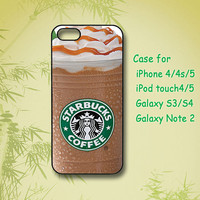 iphone 5C case,Starbucks,iphone 5S case,iphone 5 case,iphone 4 case,iphone 4S case,ipod 4 case,ipod 5 case,ipod case,iphone case,ice cream