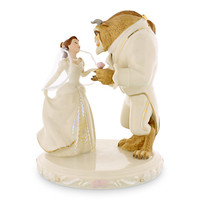 Beauty and the Beast ''Belle's Wedding Dreams'' Figure by Lenox