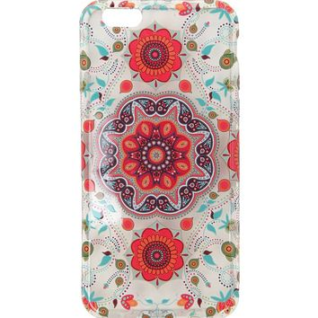 With Love From CA Clear Medallion iPhone 6 Case - Womens Scarves