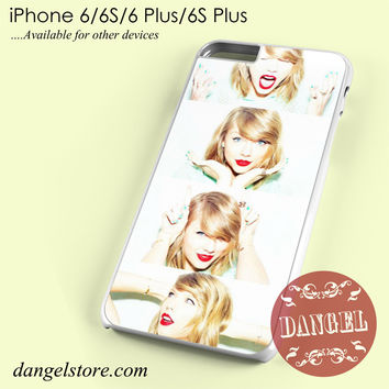 Taylor Swift Making Face Collage Phone case for iPhone 6/6s/6 Plus/6S plus