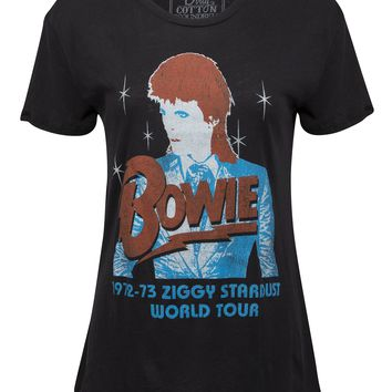 David Bowie Ziggy Stardust World Tour Tee by Goodie Two Sleeves