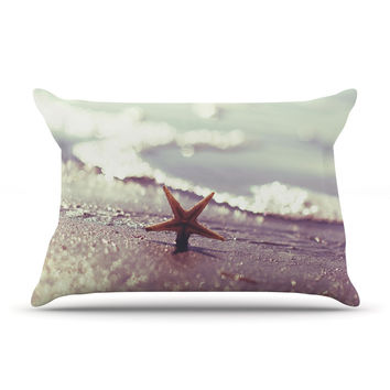 """Libertad Leal """"You are a Star"""" Pillow Case"""