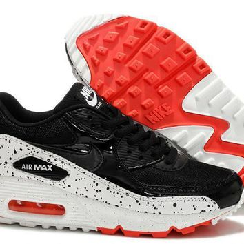 Nike Air Max 90 Unisex Sport Casual Multicolor Galaxy Air Cushion Sneakers Couple Running Shoes