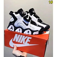NIKE Air Barrage Mid QS Trending Women Men Personality Running Sport Shoes Sneakers 1#