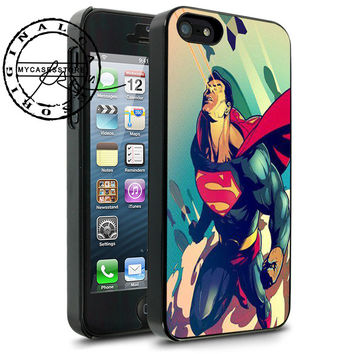 Superman Comic iPhone 4s iPhone 5 iPhone 5s iPhone 6 case, Samsung s3 Samsung s4 Samsung s5 note 3 note 4 case, Htc One Case