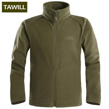 TAWILL Brand jacket Men 2016 New Arrival SoftShell Fleece Warm and windproof Plus size L-6XL 66055