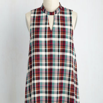 Number One Fan Fiction Tunic | Mod Retro Vintage Short Sleeve Shirts | ModCloth.com