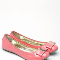 Bamboo Sea Green Faux Patent Leather Bow Flats @ Cicihot Flats Shoes online store:Women's Casual Flats,Sexy Flats,Black Flats,White Flats,Women's Casual Shoes,Summer Shoes,Discount Flats,Cheap Flats,Spring Shoes