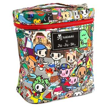 tokidoki x Ju-Ju-Be® Fuel Cell Bottle Bag/Lunch Pail in Fairytella