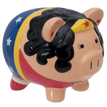 Walmart: Wonder Woman Ceramic Bank