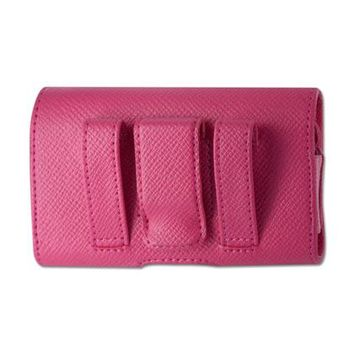 HORIZONTAL POUCH HP1023A BLACKBERRY 8300 HOT PINK 4.30 X 2.40 X 0.60 INCHES: Case Of 120