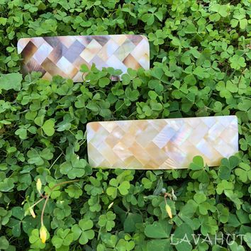 Waikiki Mother of Pearl Hair Barrette