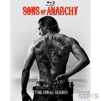 SONS OF ANARCHY:SEASON 7