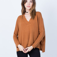 Soft Dolman Sweater