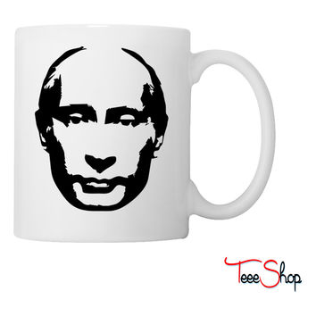 Vladimir Putin Coffee & Tea Mug