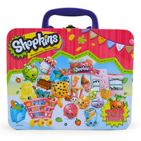Shopkins Card Game 2 Pack in Tin