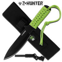 "9"" Zombie Survival Knife"